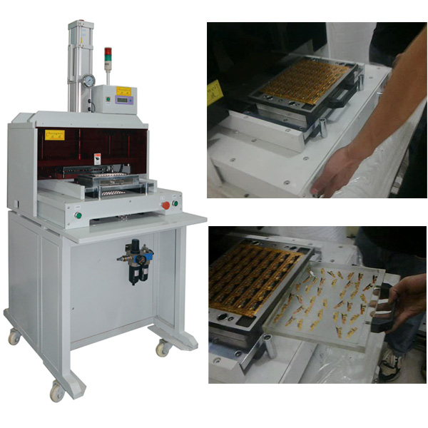 PCB Punching Equipment For PCB Depaneling