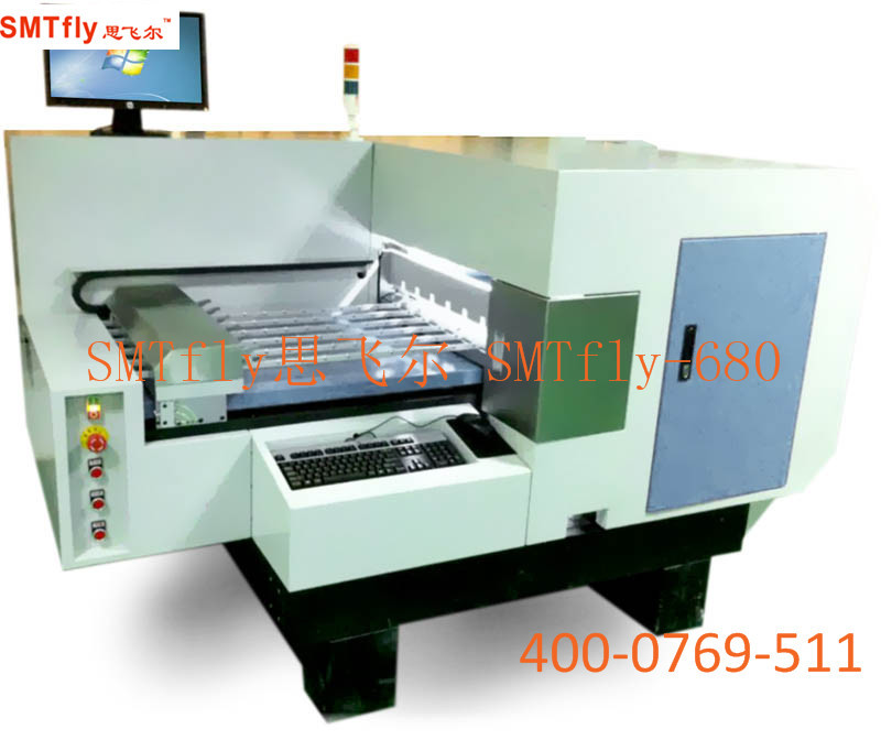 CNC V-Cut Machine, SMTfly-680
