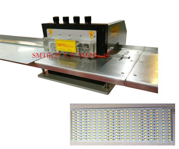 PCB Depanelization Equipments from China Supplier,SMTfly-4S