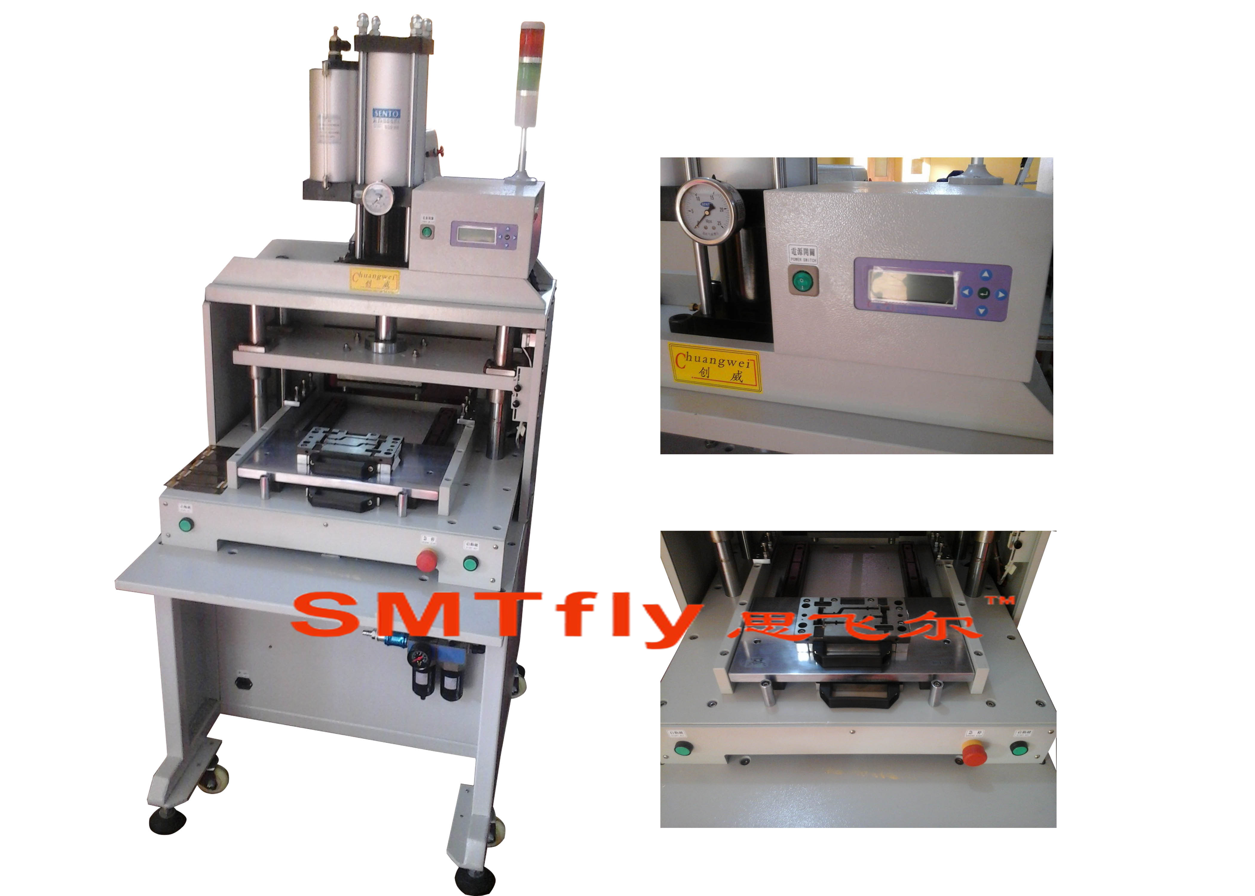 High Efficiency FPC Automatic Punching Machine,SMTfly-PE
