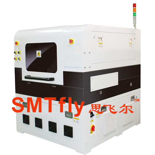 PCB Laser Cutting Machine with 10W Laser Imported from USA,SMTfly-5L