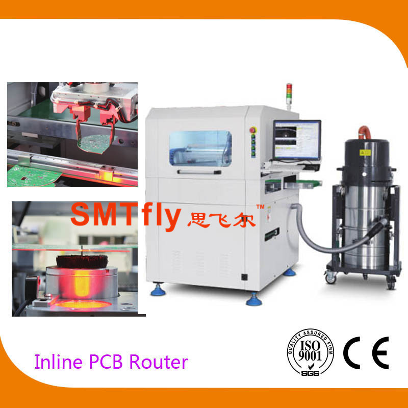 PCB Cutting Machine PCB Router, SMTfly-F03