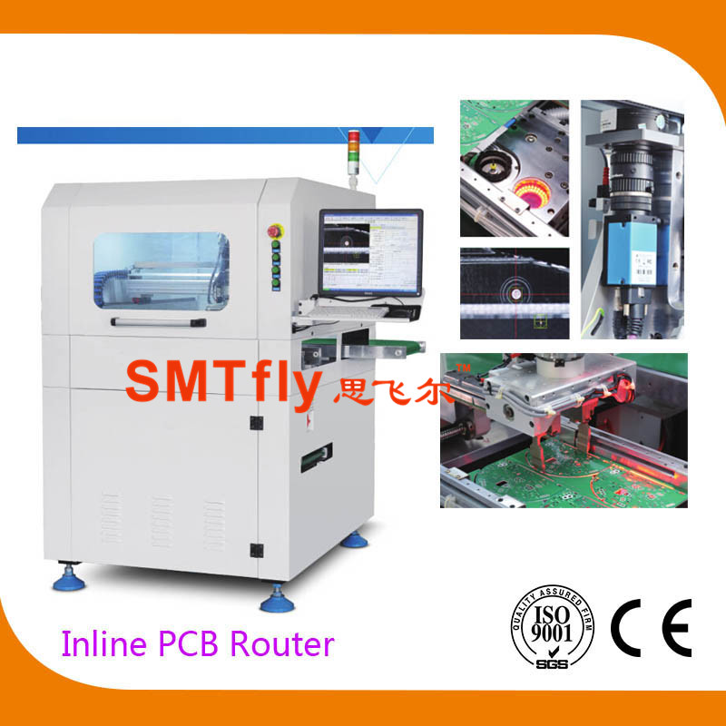 Routing Machine for PCB Router Equipment,SMTfly-F03