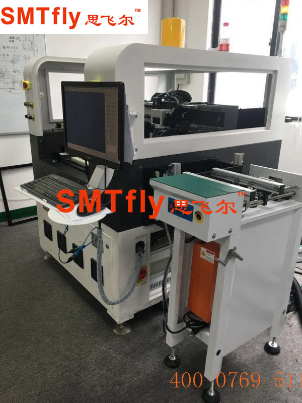 PCB Depanelizer,Inline Laser Cutting Machine,SMTfly-5L