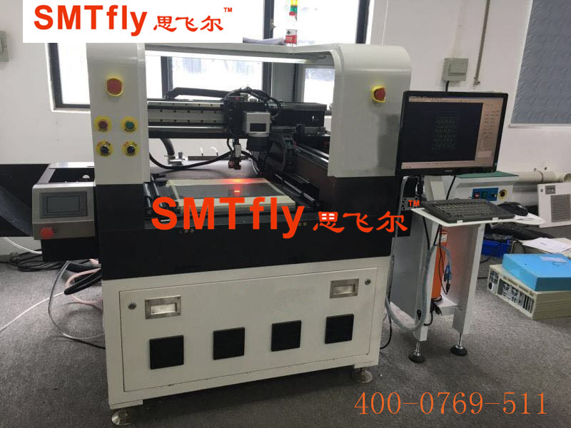PCB Laser Cutting Machine, SMTfly-5L