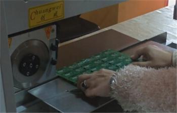 Automotive Electronics pcb cutting machine,SMTfly-1A